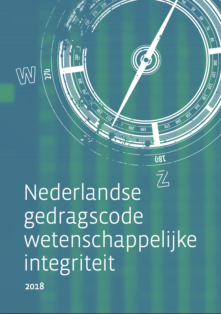 Nederlandse gedragscode wetenschappelijke integriteit